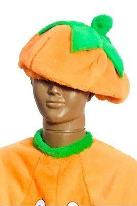 карнавальна шапка гарбуз