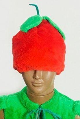 карнавальна шапка ягода