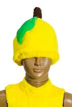 карнавальна шапка груша