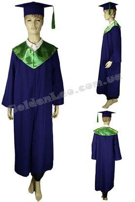 синя мантія випускника