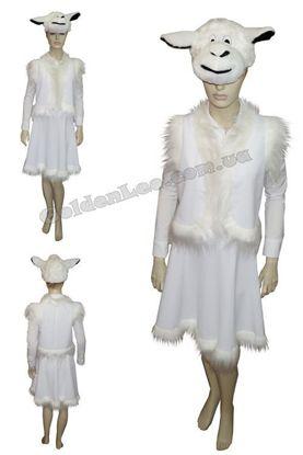 костюм овечка