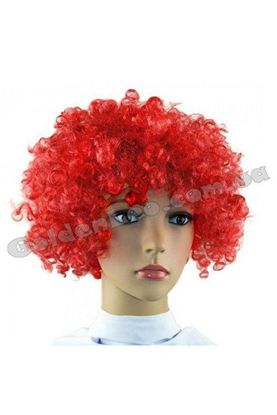 перука клоуна