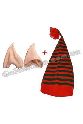 набір шапка вуха