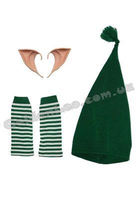 костюм зеленого ельфа