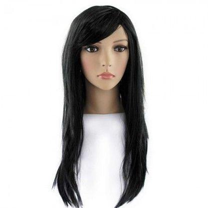 перука чорна